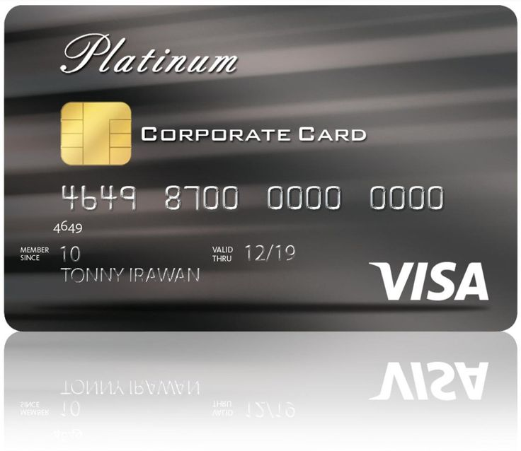 Corporate credit card never use it for these 5 things for Corporate business credit cards