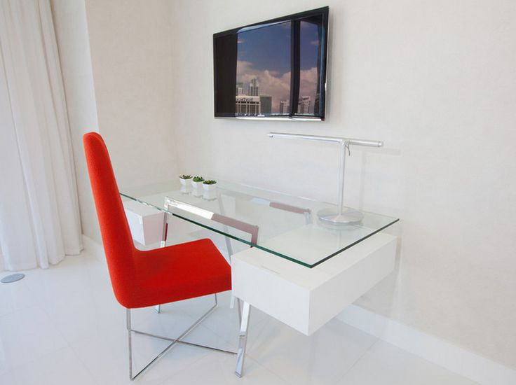 19 best images about cubiertas de vidrio templado on pinterest for Escritorio de vidrio