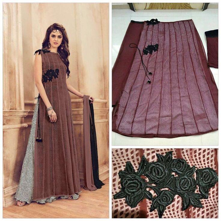 Indian Pakistani Ethnic  Anarkali Salwar Kameez  Designer Suit Bollywood Dress  #Nikah_786 #AnarkaliSalwarKameez