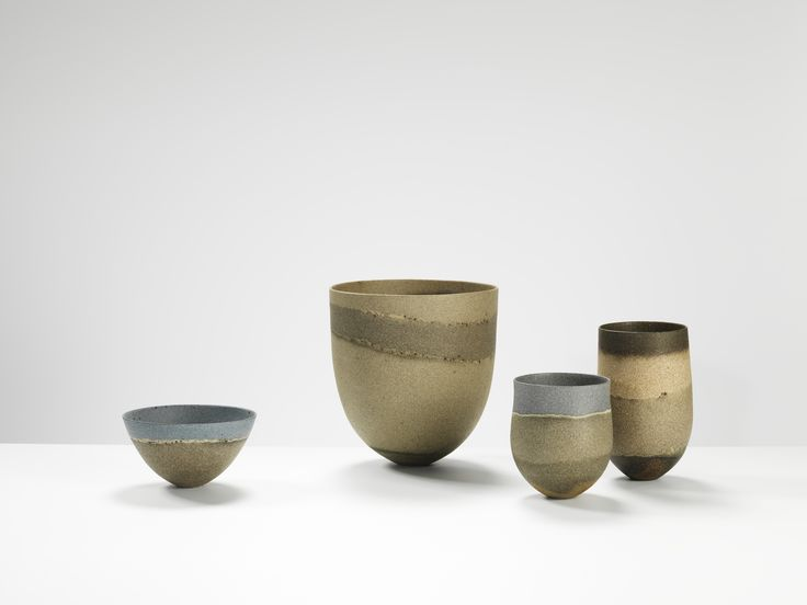 Jennifer Lee at Erskine, Hall & Coe gallery in London #ceramics #jenniferleeceramics
