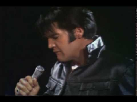 Elvis Presley # '68 Love Me Tender