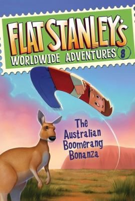 G'day, Stanley! Stanley and his brother, Arthur, have just won a trip to Australia! They fly down under on a private jet and go diving in the Great Barrier Reef. But when Arthur launches Stanley into the air for a game of boomerang, the flat kid is accidentally sent spinning into an amazing adventure deep in the heart of the Australian outback! 2011.