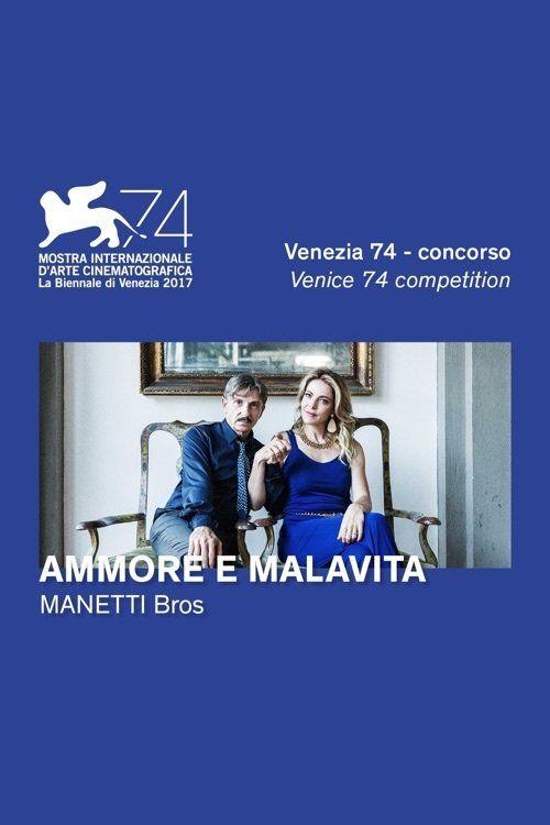 Watch Ammore e Malavita Full-Movie