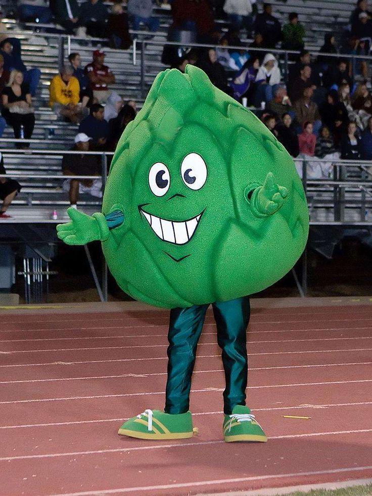 Scottsdale Community College – Artie the Artichoke These 30 Bizarre Sports Mascots Will Definitely Not Entertain You • Page 4 of 6 • BoredBug