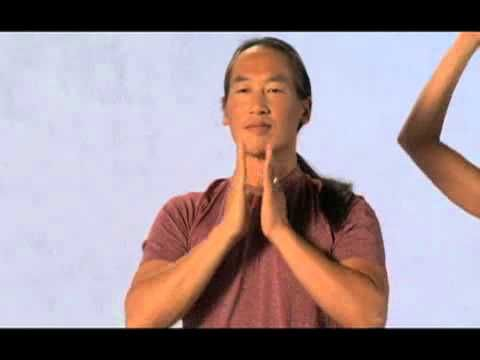 Sun Salutation How-to from Rodney Yee's Yoga for Beginners - YouTube