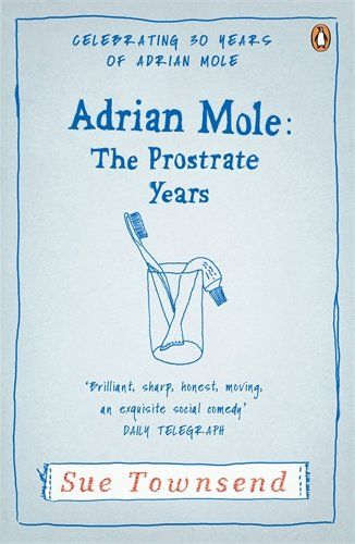 Sue Townsend - Adrian Mole: The Prostrate Years