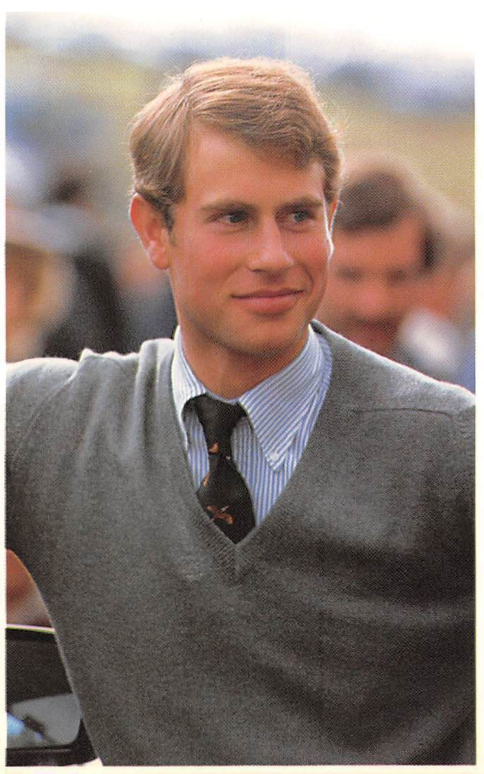 521 best WESSEX. HRH PRINCE EDWARD THE EARL OF WESSEX AND ...  Edward Earl Of Wessex Young