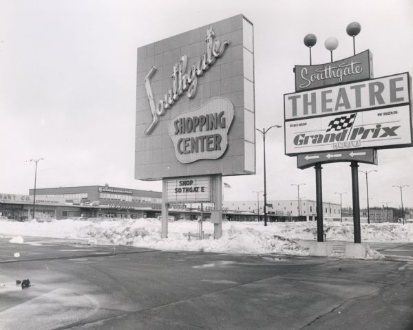 Malls America Shopping of  lost Malls photos of - Vintage