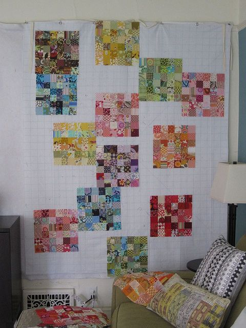 26 best Quilting-Design Walls images on Pinterest | Quilt design ...