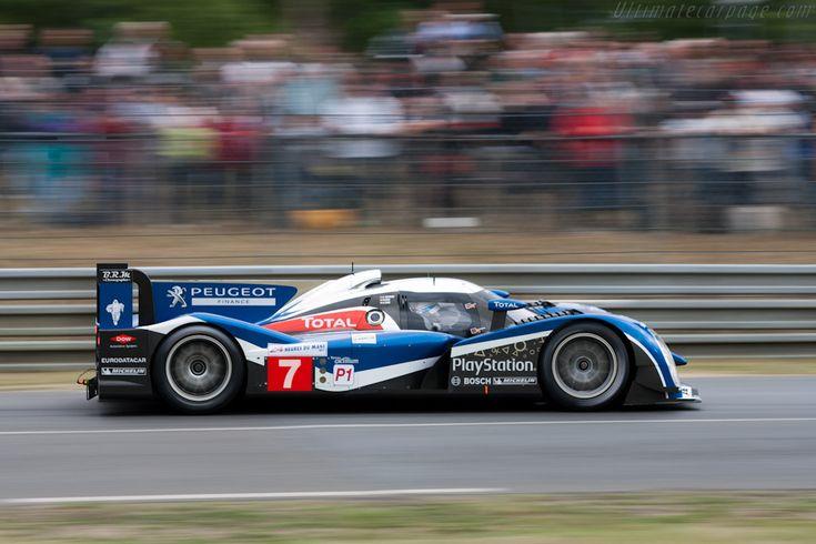 Peugeot 908 Le Mans