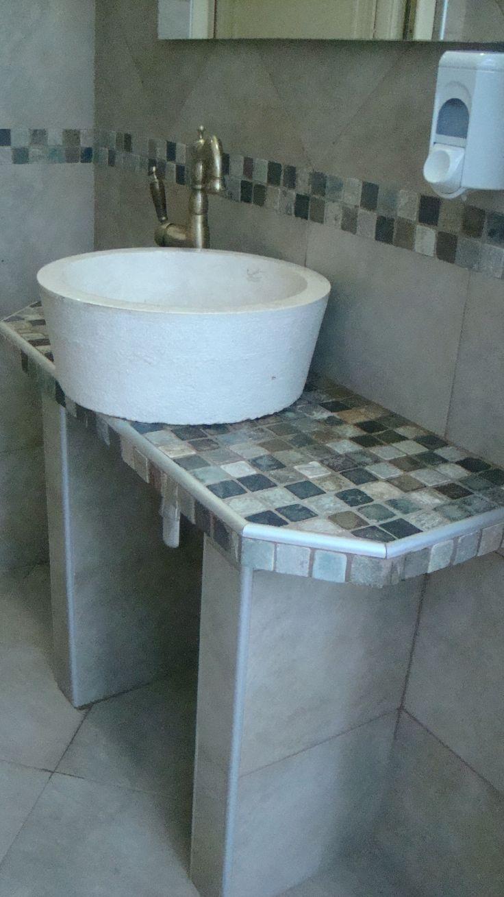 Damnoni beach taverna toilet.