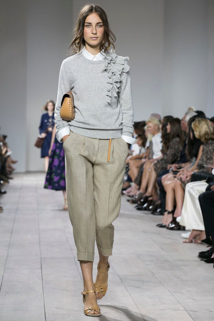 08d94287878 Work outfit  Michael Kors spring 2015 collection. (Photo  Nowfashion ...