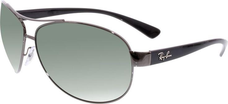 Ray-Ban Men's Active RB3386-004/71-67 Gunmetal Aviator Sunglasses | Clothing, Shoes & Accessories, Men's Accessories, Sunglasses & Fashion Eyewear | eBay!