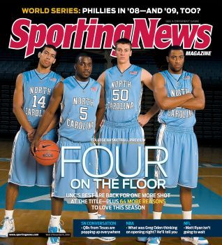 Unc Tar Heels Basketball | ... News Store: North Carolina Tar Heels Basketball - November 10, 2008