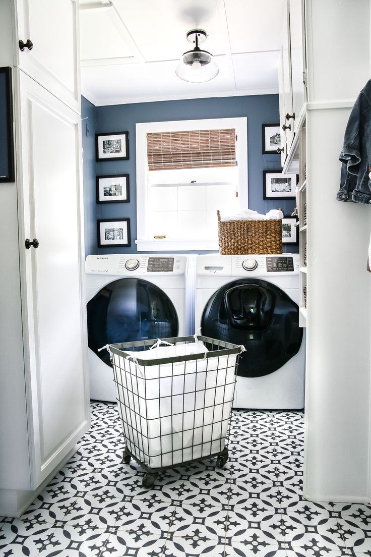 Best 25+ Laundry room makeovers ideas on Pinterest | Small laundry ...