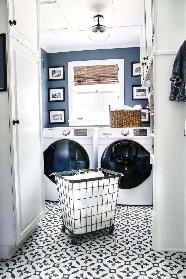 Best 20+ Basement Laundry Area Ideas On Pinterest