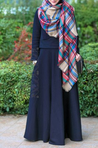 Annah Hariri offers high end hijab and designer islamic clothing. Shop for maxi dresses, maxi skirts, modest kids wear, muslim wedding dresses, jalabiya & more!