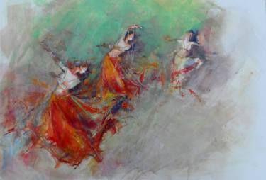 Three Dancers (2)