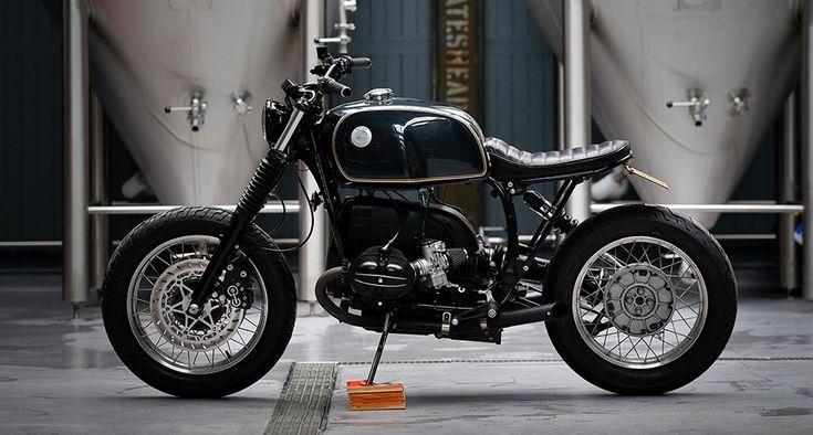 BMW R100 R by Dust Custom Motorcycles