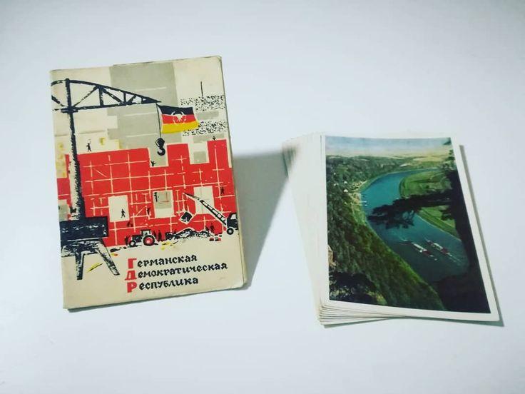 Типография открытки ссср