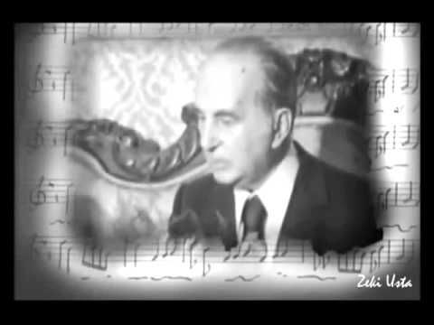 Münir Nurettin Selçuk - Dönülmez Akşamın Ufkundayız - YouTube
