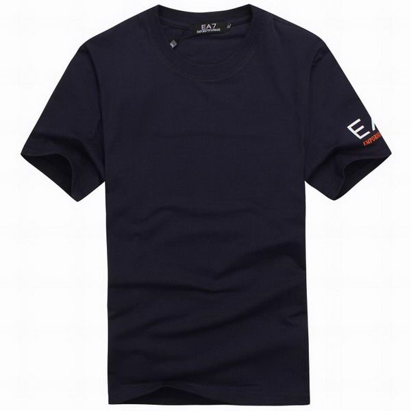 polo ralph lauren outlet online EA7 Emporio Armani Short Sleeve Men\u0026#39;s T-Shirt Navy [