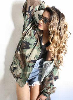beb5055039dd2 LADIES FASHION CAMO JACKET | Nice Fashion
