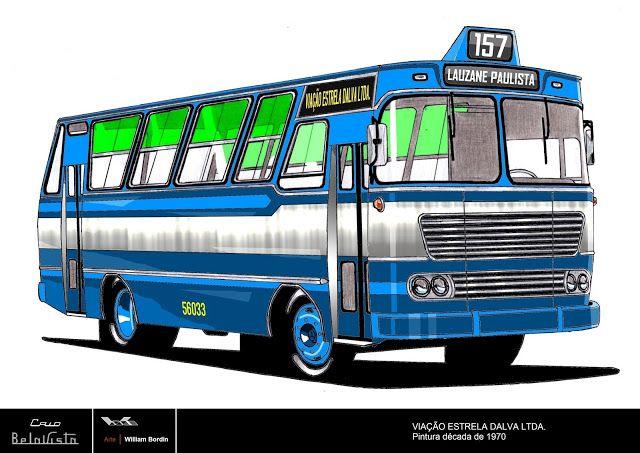 Will.Bus: Caio Bela Vista / Mercedes-Benz LPO 344 - (SP) Vi...