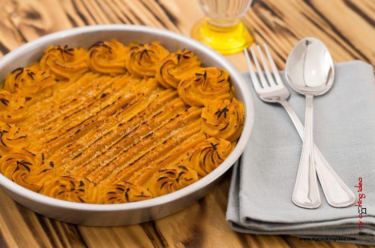 My Cooking Idea. Ricette vegetariane e vegane, dolci e dessert.: Purè di zucca