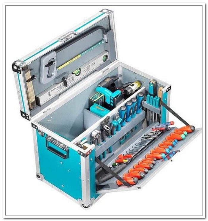 Portable Tool Storage Systems