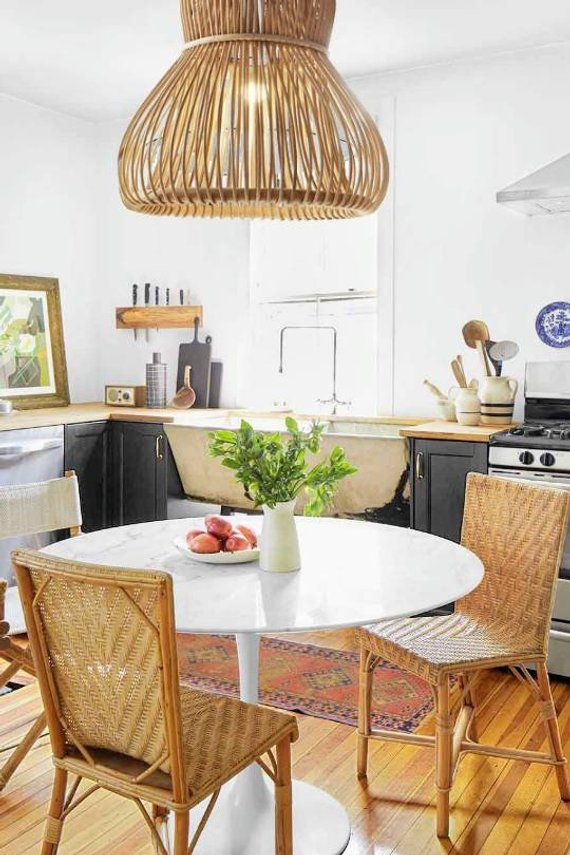 Top Interior Design Trends 2019   MyBaliLiving Lighting   Rattan