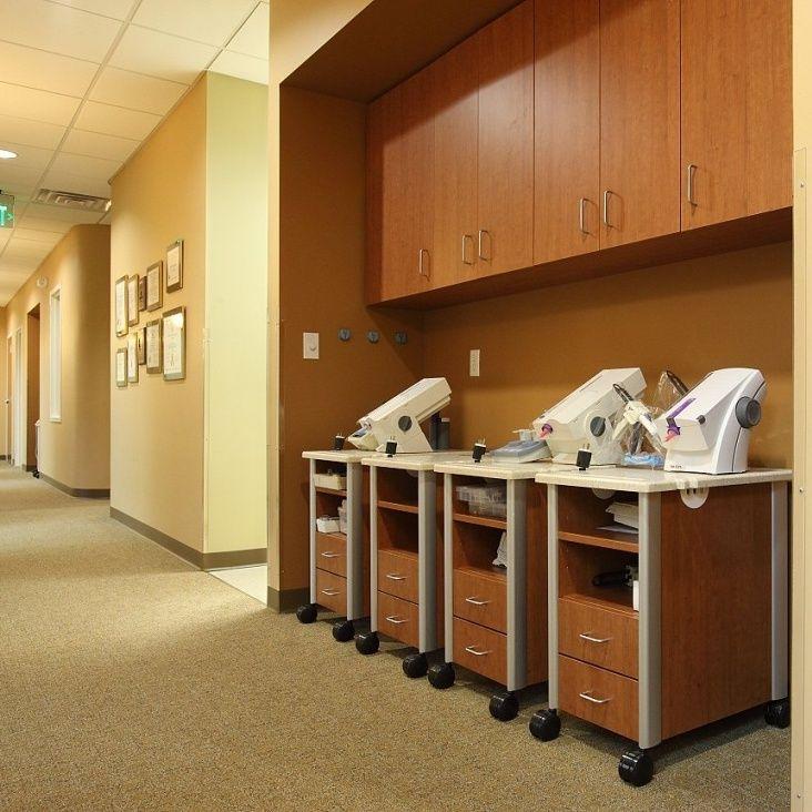Dental Front Desk Design Ideas - Hostgarcia