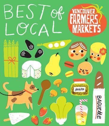dirtyapronblog - Blog - Eat (shop) local: Vancouver FarmersMarkets