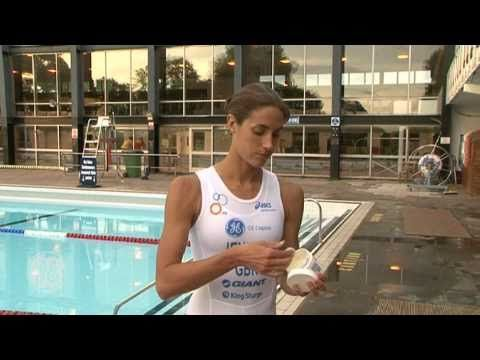 Triathlon Tips: Putting on a wetsuit --Marc and Helen Jenkins Tips Series-