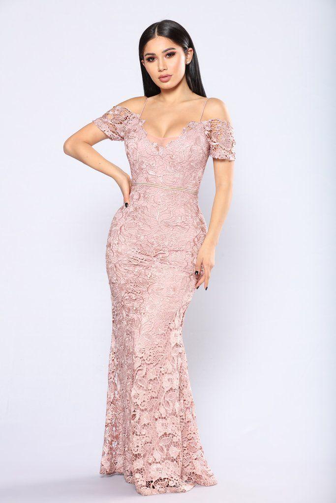 791604885288 Mermaid Dreams Dress - Dusty Rose   Fashion   Dusty rose dress ...