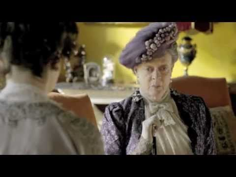 Violet Crawley, Countess of Grantham from Downton Abbey -  Played by Dame Maggie Smith