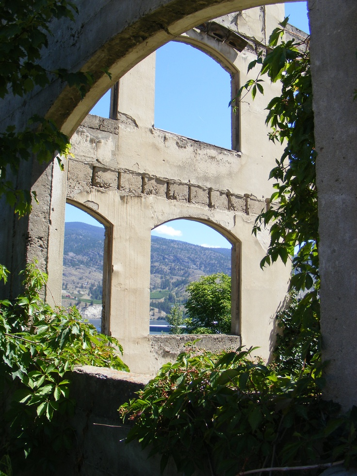 100 year old ruins - Okanogan