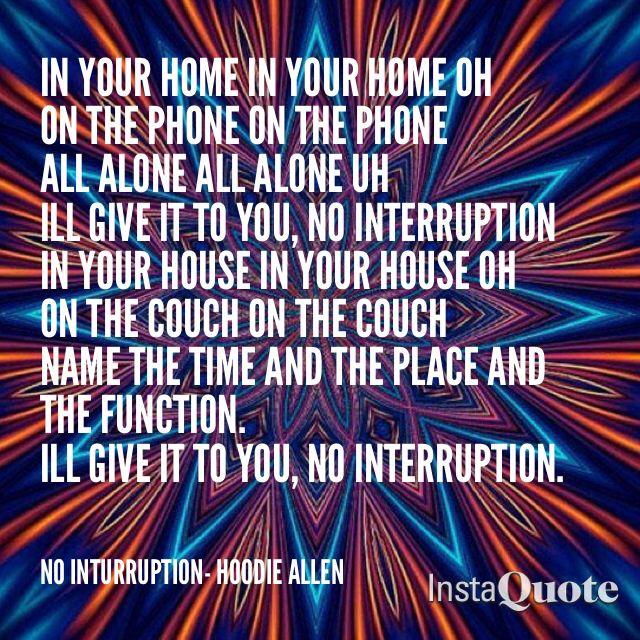 Hoodie Allen Quotes