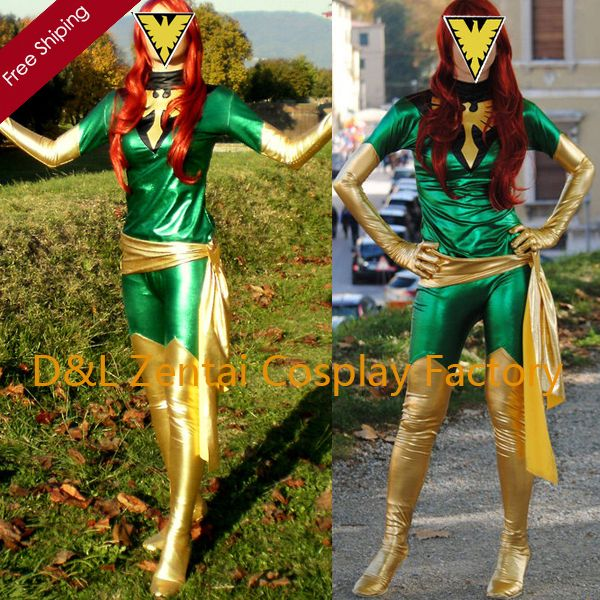 Like and Share if you want this  Free Shipping DHL Wholesale Amazing X-Men Phoenix Shiny Metallic Gold & Green Superhero Zentai Catsuit Costume Halloween Costume     Tag a friend who would love this!     FREE Shipping Worldwide     Buy one here---> http://oneclickmarket.co.uk/products/free-shipping-dhl-wholesale-amazing-x-men-phoenix-shiny-metallic-gold-green-superhero-zentai-catsuit-costume-halloween-costume/