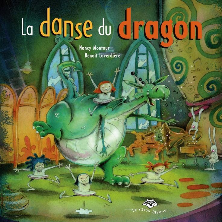 La danse du dragon, série Pinoche, Nancy Montour illust. Benoit Laverdière, Bayard (album)