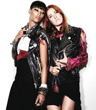 """Icona Pop """"I Love It"""" is the perfect song to help reach your goals at the gym!"""