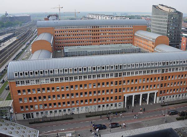 Paleis van Justitie  's-Hertogenbosch