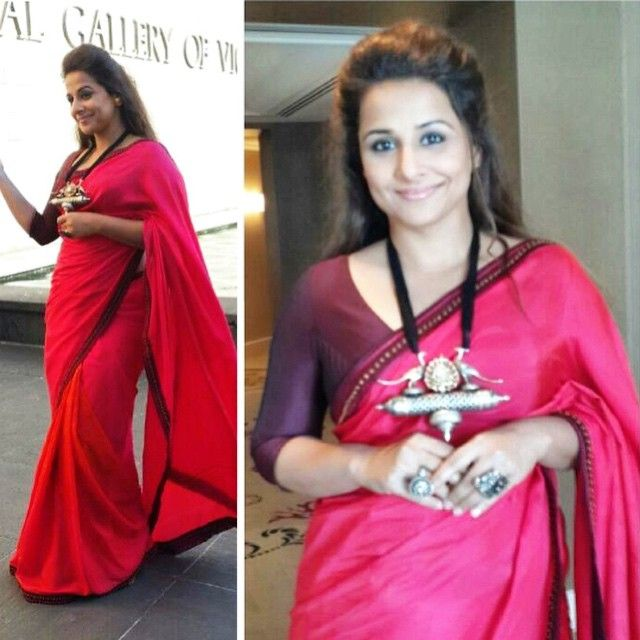 Elegant vidya balan in beautiful saree to purchase mail us at houseof2@live.com or whatsapp us on +919833411702 for further detail #sari #saree #traditional #traditionalwear #traditionaldesign #indianwear #indianbride #indiandesigner #ethnic #ethnicwear #vidyabalan #like4like #likeforlike #follow4follow #followforfollow #houseof2