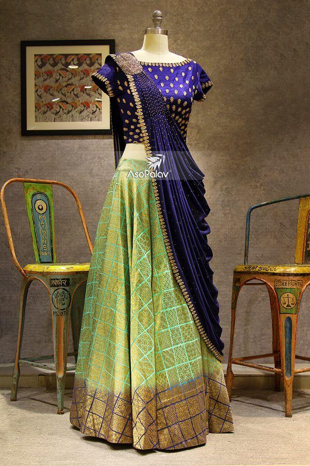 Timeless love affair with #hues <3  #TraditionalWear #GhagraCholi #BeSpoke #BridesToBe #BridalLehengas #DesignerCollection #Granduer #Royal #elegance #elegantmotifs #ElegantBridalWear #Indianweddings #Indianfashion #BigFatIndianWeddings #Bridalwear #BridalElegance #NewGenerationBrides #IndianEthnicWear #bridalboutique #bridalinspiration #NRIBrides