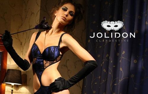 Kolekcja JOLIDON- Clandestine.... kusząca, pełna zmysłowości i pikanterii. Odkryj swoje drugie oblicze...