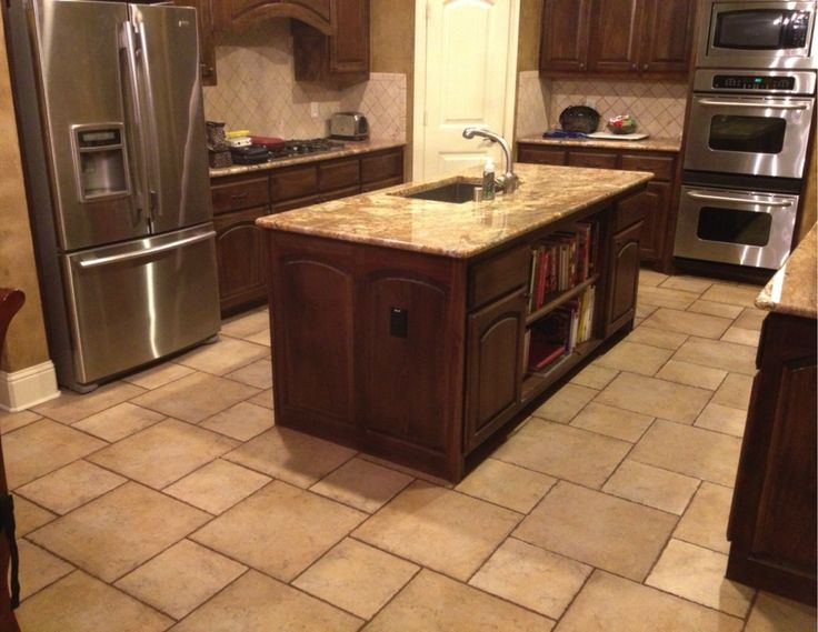 17 best images about traditional comforting classic on for Classic kitchen floor tile