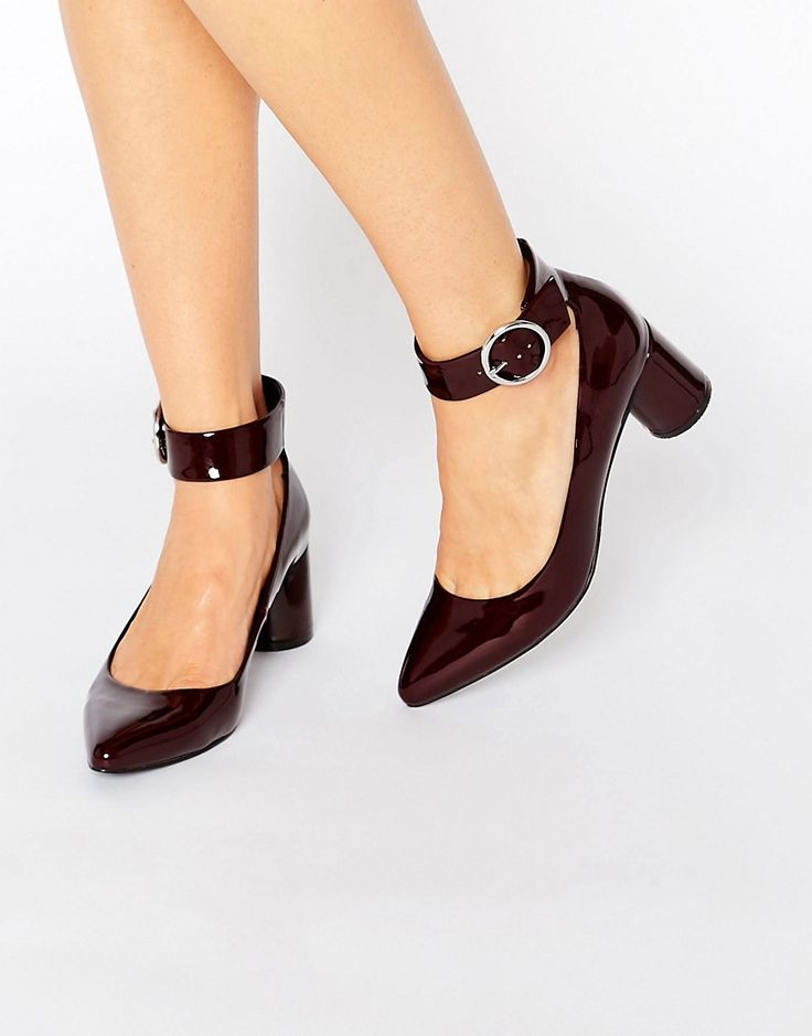 Image 1 of ASOS SAMMY Pointed Heels