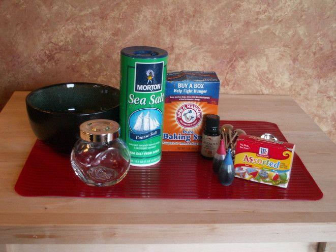 Bath salt recipeCrafts Ideas, Bath Salts Recipe, Beautiful Recipe, Gift Ideas, Diy Gift, Diy Beautiful, Diy Skin, Beautiful Nature, Doterra Recipe
