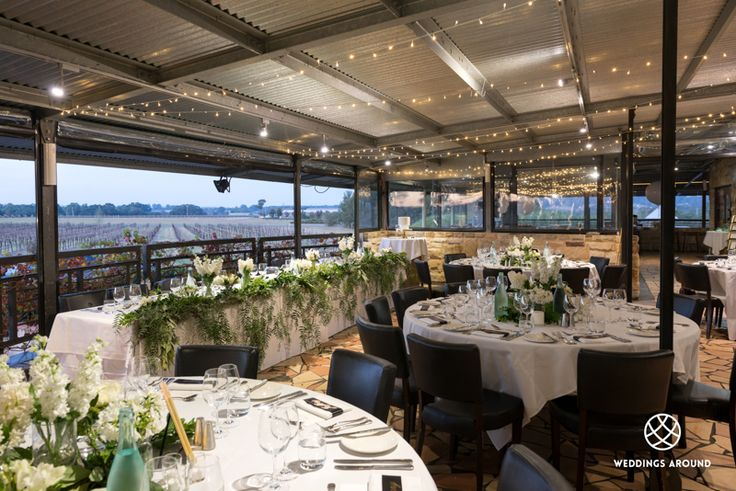 Scenic Estate - Hunter Valley - stunning views while you dine. A magical Wedding Venue.