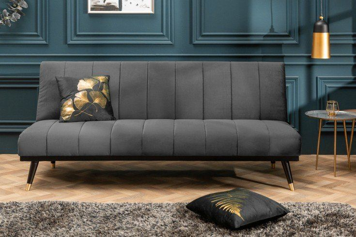 Nowoczesna Sofa Szara Rozkladana Couch Design Furniture Couch